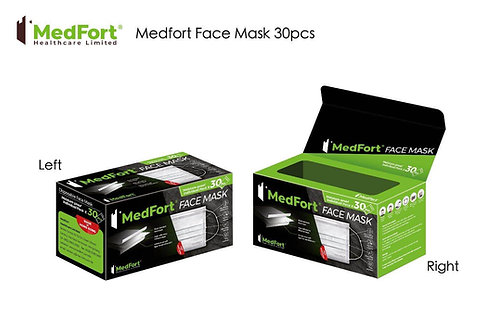 Medfort Face Mask 30pcs