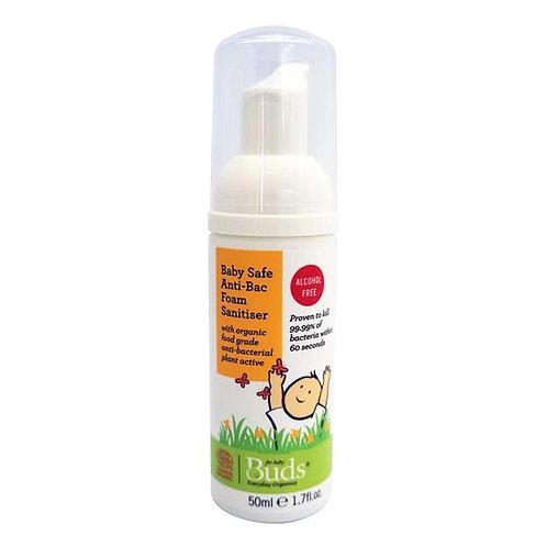 Buds Organics有機消毒搓手泡泡(2支)