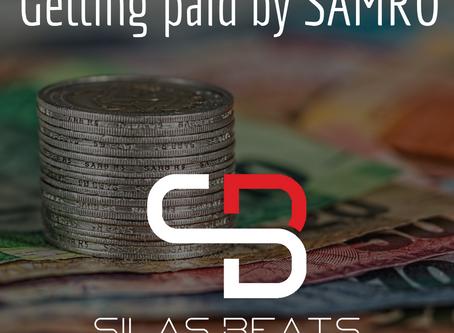 Getting paid by SAMRO