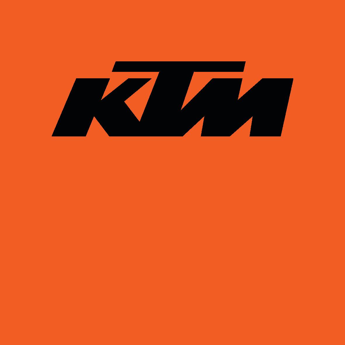 KTM Podium Logo