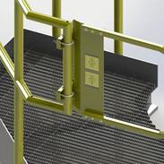 Ladder Gate 2