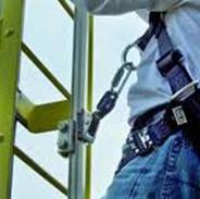 Ladder Fall Prevention System