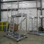 Mobile Aluminum Access Platform