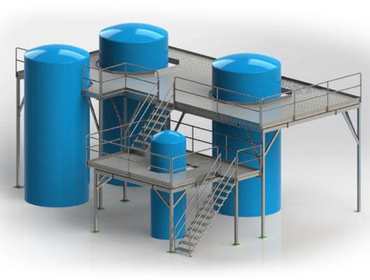 Custom Stainless Steel Sanitary Access P