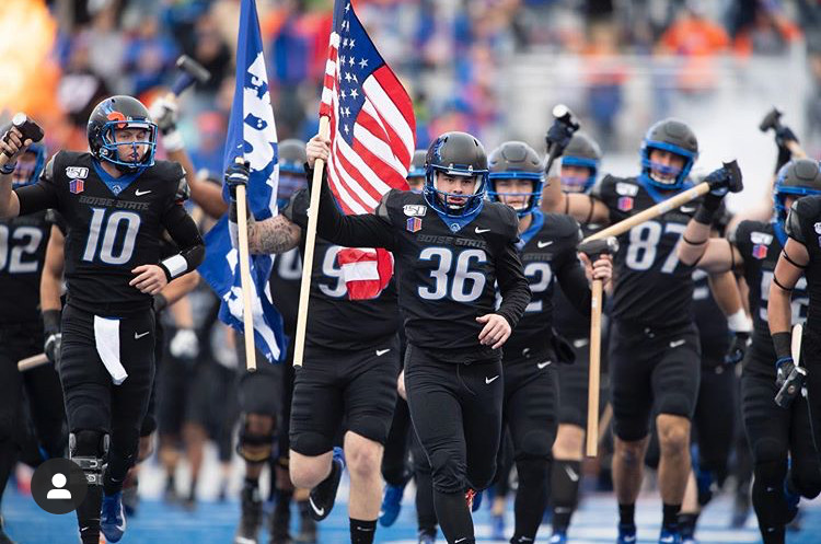 Mountain West Champioship | Leading Boise State on to the field