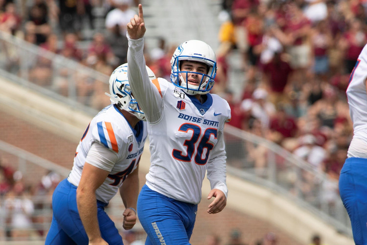 Boise State @ Florida State   August 31, 2019