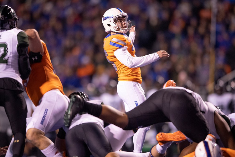 Hawaii @ Boise State   October 12, 2019