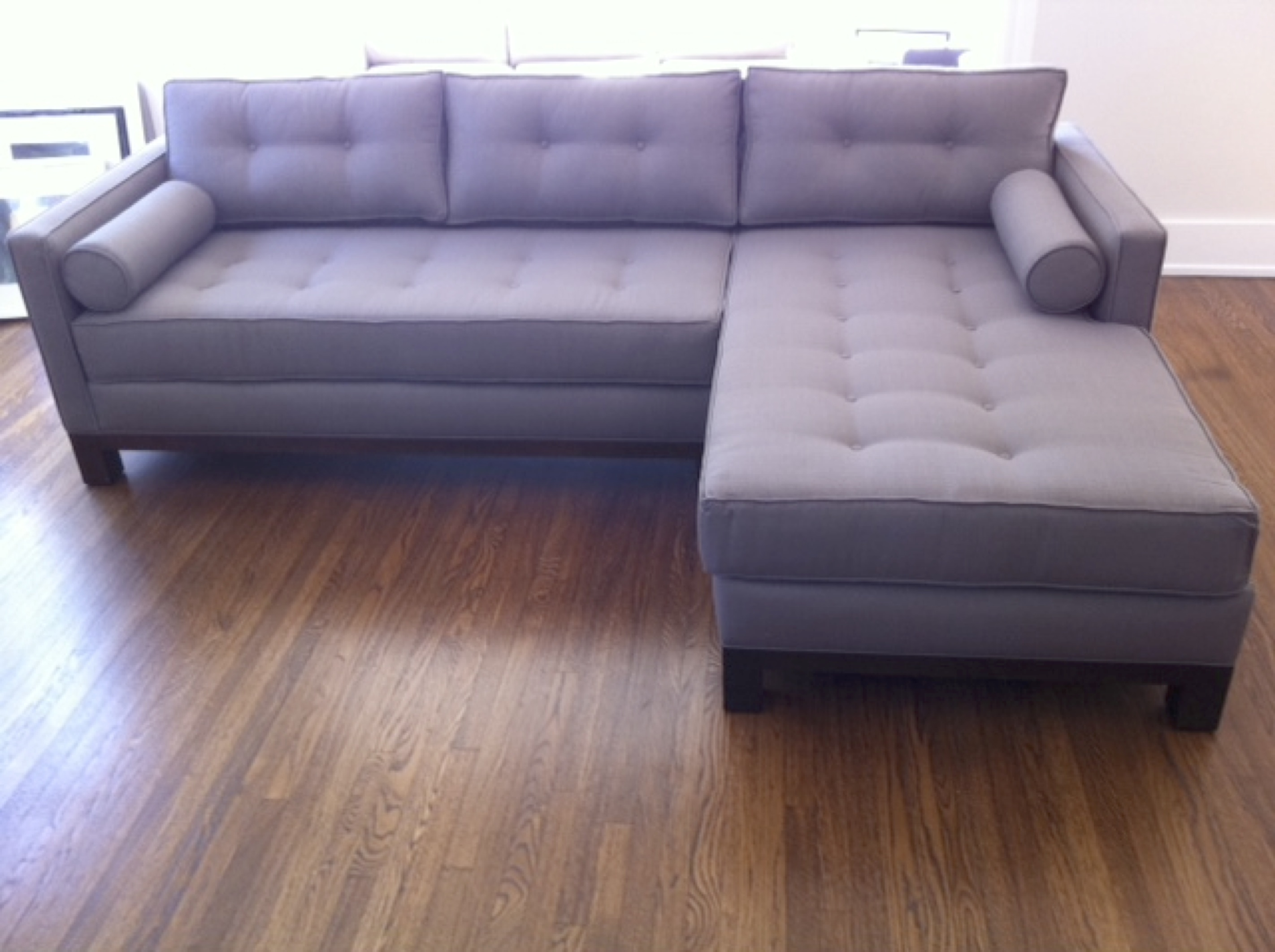 sofa sectional_Gracie Tufted