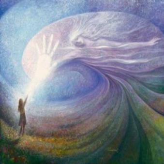 Connect with Spirit. groundedpsychic.com Laura Zibalese
