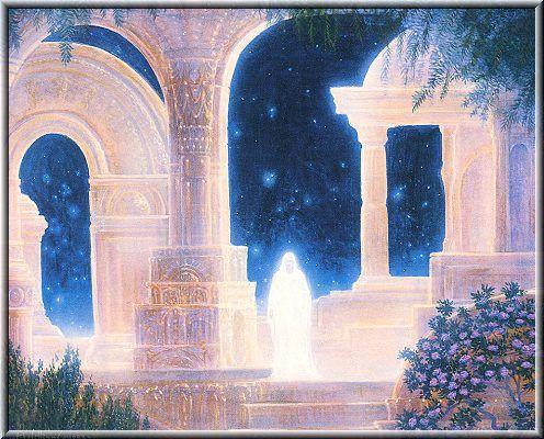 The Celestial Temple. groundedpsychic.com Laura Zibalese
