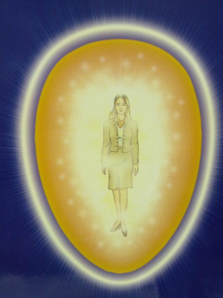 Build your aura. groundiedpsychic.com