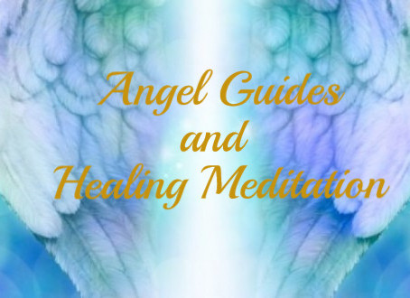 Healing Meditation: Connecting to  Your Angels