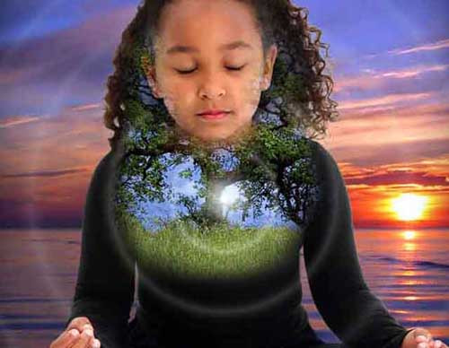 Psychic children have the power to change the world.