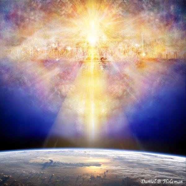 Heavenly Temple. groundedpsychic.com Laura Zibalese