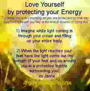 How to protect your energy from psychic vampires. www.groundedpsychic.com