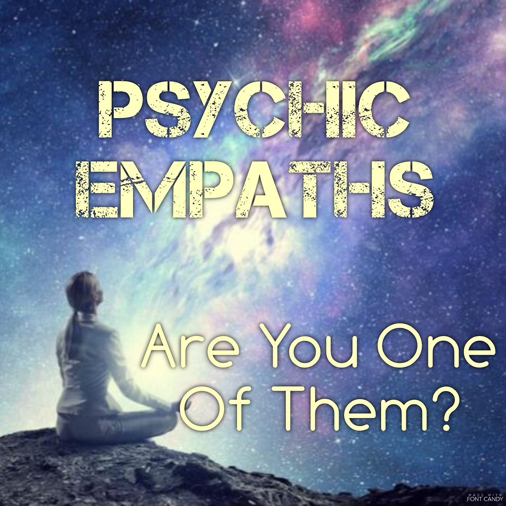 Psychic Empaths: Are you one of them? groundedpsychic.com