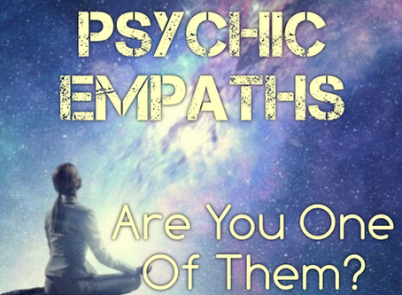 Psychic Empaths: Are You One of Them?