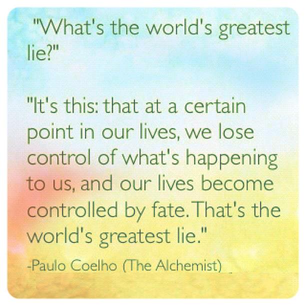 World's greatest Lie? No choice! groundedpsychic.com