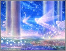 souls in the Celestial Temple. groundedpsychic.com Laura Zibalese
