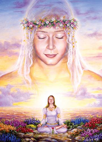 Communicating with Spirit. groundedpsychic.com Laura Zibalese