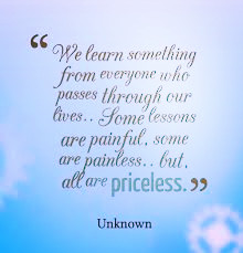 Every lesson if of value. groundedpsychic.com Readings by Laura Zibalese