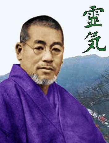 Mikao Usui Reiki Master