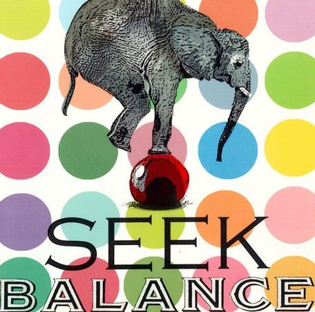 Seek Balance- groundedpsychic.com