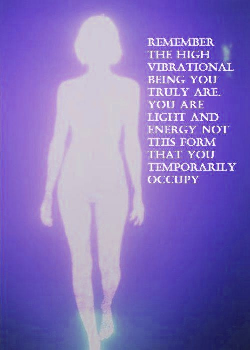 You are an energy being. groundedpsychic.com