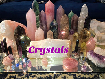 Using Crystals for Healing