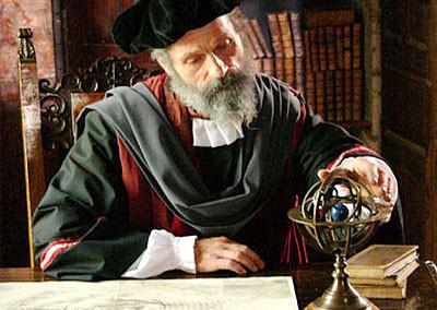 Nostradamus. groundedpsychic.com Laura Zibalese