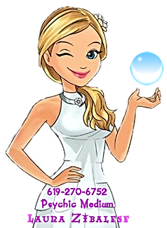 Psychic Readings by Laura Zibalese