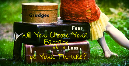 Emotional Baggage. groundedpsychic.com Readings by Laura Zibalese