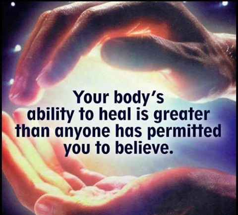 You can heal. groundedpsychic.com