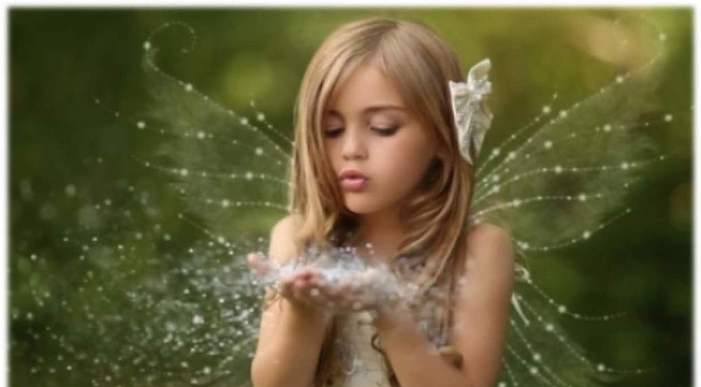 Psychic Children have vivid imaginations and deep insights. grounededpsychic.com