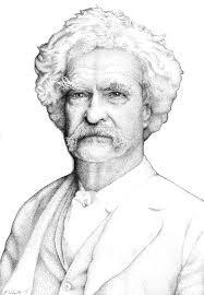 Mark Twain, groundedpsychic.com Palm Readings by Laura Zibalese