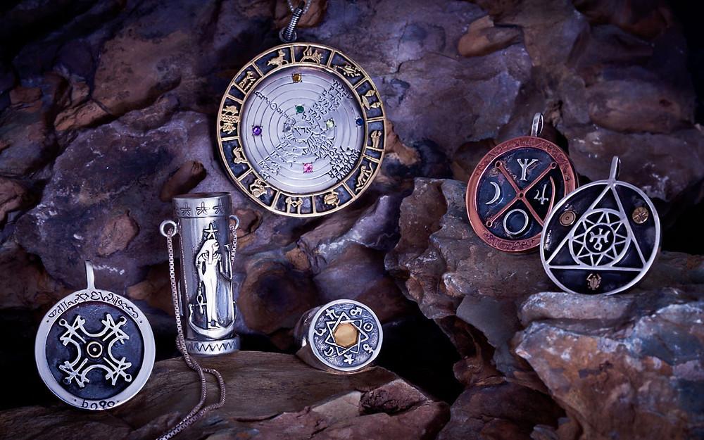 Talismans, Charms, Amulets