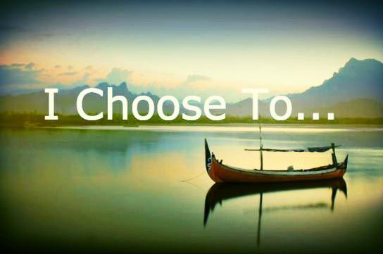 I choose to... groundedpsychic.com