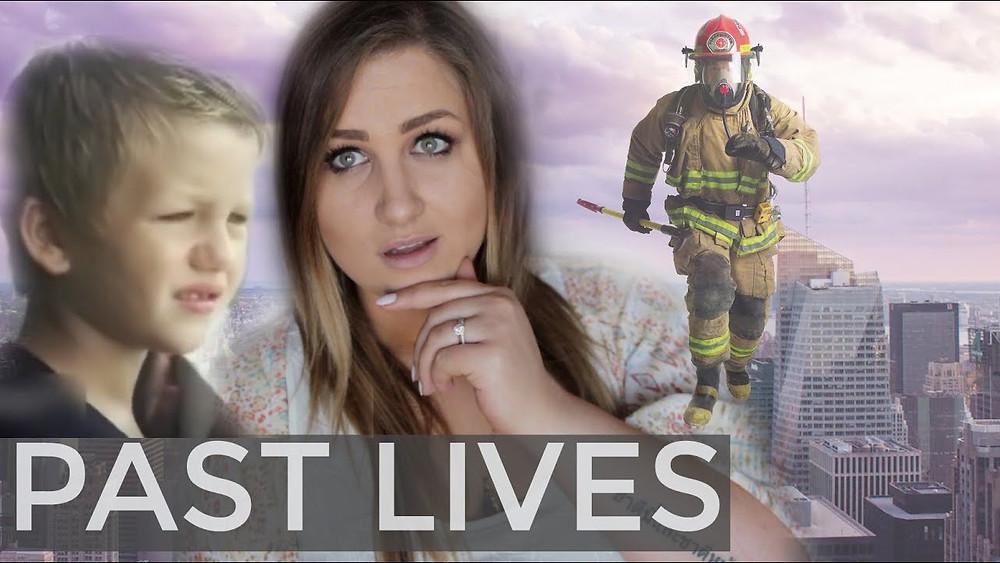 9/11 reincarnated fireman