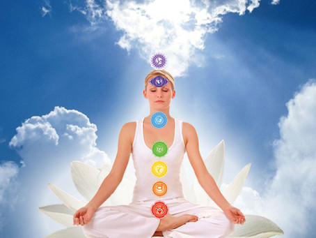 Chakras for Beginners - The Apprentice Guide to The Seven Chakras