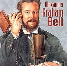 A. Graham Bell groundedpsychic.com Laura Zibalese