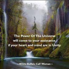 The power of the universe will come to your assistance. groundedpsychic.com