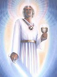 Arch Angel Michael. groundedpsychic.com