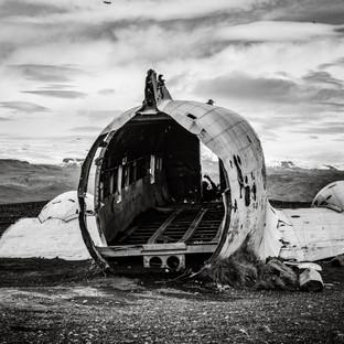 Iceland Wreckage