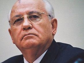 Mikhail Gorbachev.