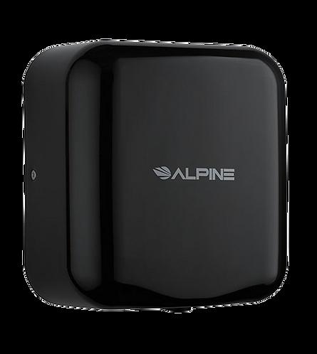 New Alpine 400-10-BLA Black Color 120-Volt High Speed Dry Electric Hand Dryer