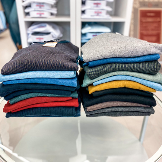 Pullover, Auswahl Größe S