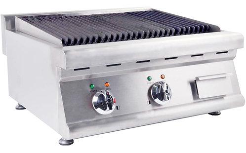 New Cookline LG2-E 26″ Electric Lava Rock Charbroiler 7200W 220V-240V/1PH