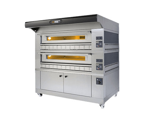 """New Moretti Forni Pizza Oven P150G A2 NG With Proofer (Fits 10 18"""" Pies)"""