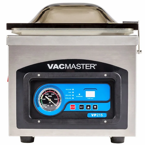 "New ARY VacMaster VP215 Chamber Vacuum Packaging Machine with 10 1/4"" Seal Bar"