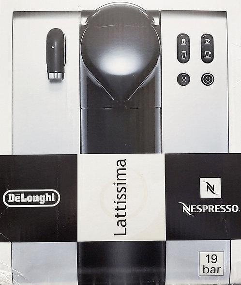 New Nespresso DeLongi 19 Bar Espresso Machine With Steam